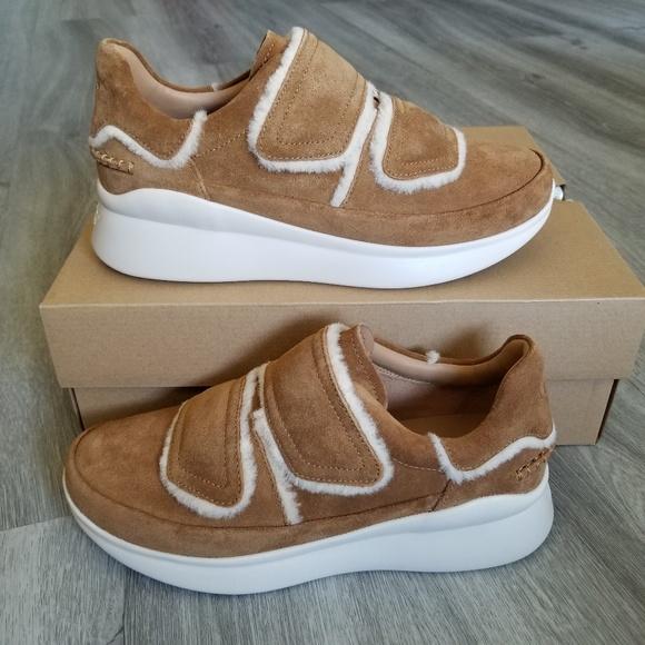 Ugg Ashby Spill Seam Sneakers   Poshmark